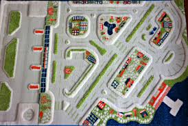 Kids Play Rugs With Roads by Great Play Rug For Kids Ad 3drug Play Imagination Grinning