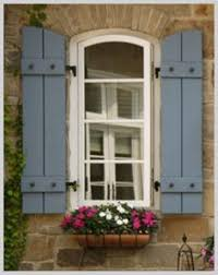 french country shutter paint colors french country garage doors
