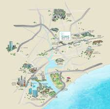 Suntec City Mall Floor Plan by Sims Urban Oasis Singapore Condo For Sale