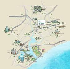 Changi Airport Floor Plan Sims Urban Oasis Singapore Condo For Sale