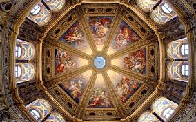 Church Ceilings | 21 absolutely breathtaking church ceilings from around the world