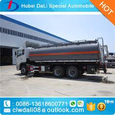 dongfeng 210 hp 260hp 6 4 type 18000 liter 25000 liter oil tank
