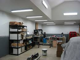 led light design stunning led garage lighting ideas led shop