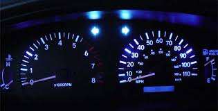 blue led dash lights changing tacoma instrument cluster lights for piaa s fourwheelforum
