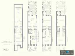New York Apartments Floor Plans Townhouse Floor Plans Houses Flooring Picture Ideas Blogule