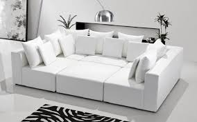 canape cuir modulable salon en cuir modulable toute la flexibilité pour votre salon