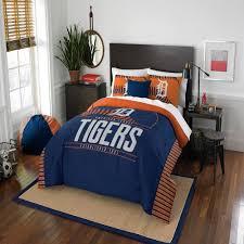Teen Comforter Set Full Queen by Mlb Detroit Tigers Northwest Grandslam Full Queen Comforter Set