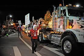 the festival of lights parade auburn journal