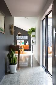 how to rock the concrete trend in your home