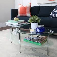 frosted glass coffee table oval coffee table with frosted glass free shipping on orders over