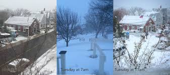 blizzard of 2015 delivers high wind more snow than forecast wcai