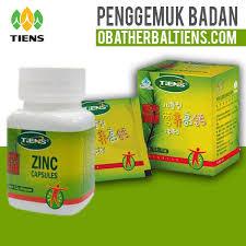 Obat Zinc penggemuk badan herbal obat herbal terbaik