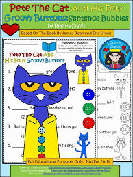 free pete the cat 4 groovy buttons printables pete the cat