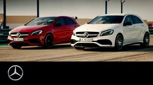 the new mercedes amg a 45 a date with performance mercedes benz