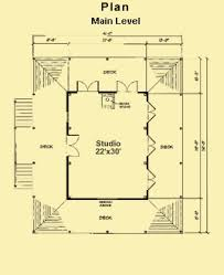 one room cabin floor plans plans for a simple one room cabin with a wrap around deck