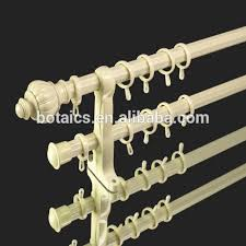 White Wood Curtain Rod Wood Curtain Finial Source Quality Wood Curtain Finial From Global