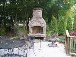 Outdoor Grill And Fireplace Designs - best 25 outdoor stone fireplaces ideas on pinterest rustic