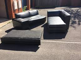 Sofa Bed Collection Free Black Corner Sofa Bed Collection Only In Southmead