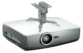 home theater projector stand amazon com mount it projector ceiling mount for epson optoma