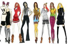 personal fashion illustrations socialbliss