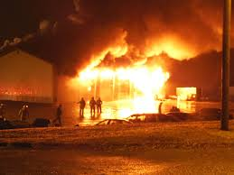 Fire Barn Papillion Ne Chief Explosion Fire Leave Nebraska City Truck Repair Business A