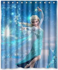 frozen elsa shower curtain a14df7c79ae4bdab1dd4 1 jpg