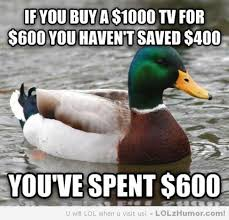 Funny Black Friday Memes - some black friday advice to bring sanity lolz humor