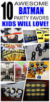 party city halloween treat bags best 25 batman party favors ideas only on pinterest batman