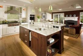kitchen island table designs kitchen delightful kitchen island table with storage wine 2