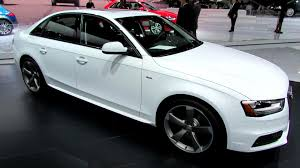 what is s line audi 2014 audi a4 2 0t quattro s line exterior and interior