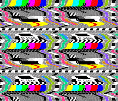test pattern media tv television test cards patterns rainbow multi colors colorful