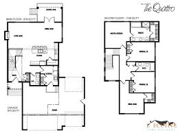 small house floorplans amazing small two story house floor plans images best
