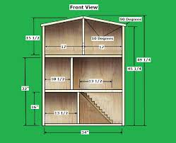 Best Wood To Build A Bookcase Best 25 Homemade Barbie House Ideas On Pinterest Diy Doll House