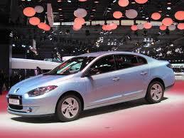 renault sedan fluence renault fluence ze electric car built for better place discontinued