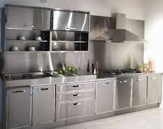 Metal Cabinets For Kitchen Metal Ikea Kitchen Cabinets Pinteres