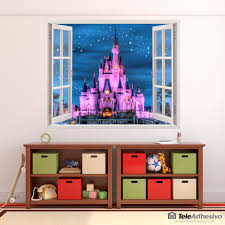 disney castle stickers for kids disney castle