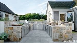 Outdoor Kitchen Design Ideas And Pictures - Backyard kitchen design
