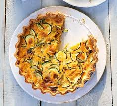 cuisin courgette courgette cheese quiche recipe food