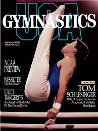 usa gymnastics march april 1989 by usa gymnastics issuu