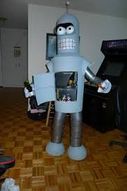 Futurama Halloween Costumes Bender Futurama Pictures