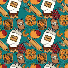 blue pattern background html fresh bakery apple desserts seamless pattern blue background