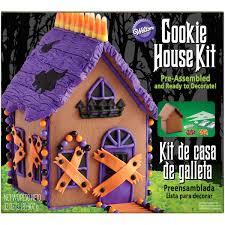 amazon com trader joes halloween haunted house cookie kit