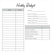 printable budget planner template free weekly budget worksheet free printable weekly budget planner