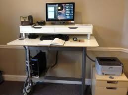 Ikea Stand Up Desks Ikea Stand Up Desk Office Furniture Bitdigest Design The With