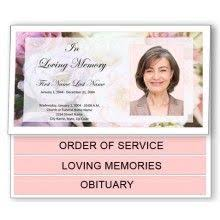 Making A Funeral Program 38 Best Planning A Funeral Images On Pinterest Funeral Funeral