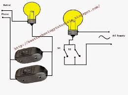 how to connect switches in parallel electrical technology info