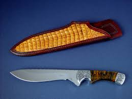 Handcrafted Kitchen Knives by Handmade And Custom Knife Style By Jay Fisher