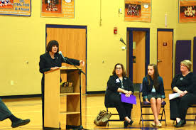 Indiana travel traders images First lady karen pence visits traders point christian academy to jpg