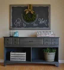 this long slim dresser could have so many uses dining room