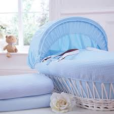 Baby Moses Basket Bedding Set Buy Jersey Fitted Moses Basket Sheets Boys 2 Pack